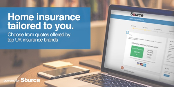 Source home insurance comparison website